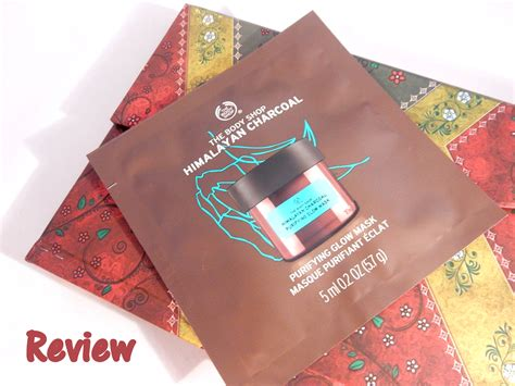 Masker Charcoal review the shop himalayan charcoal masker diyaata