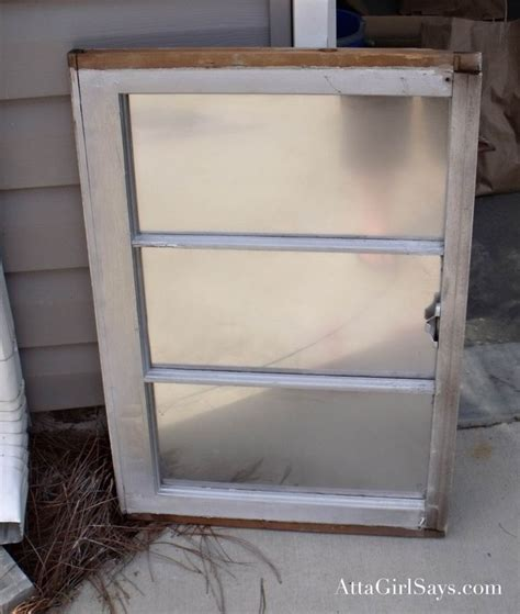 spray painter hornsby diy faux mercury glass mirror