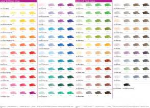 pastel colors list soft pastels daler rowney