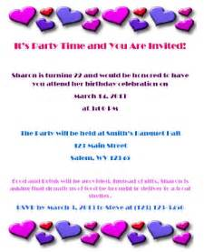 tips to make your own birthday invitation real advice gal