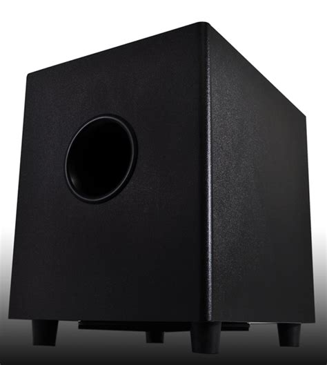 home theater subwoofer osd p
