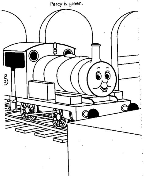 thomas the train coloring pages kids world
