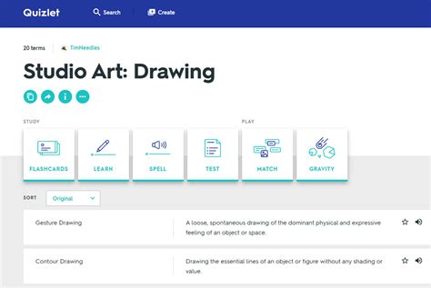 themes of art quizlet art room 161 studio art reviewing with quizlet