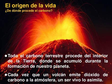 el origen de la el origen de la vida y el origen del ser humano