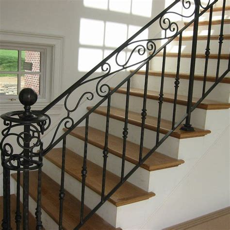 Custom Interior Railings by 17 Best Images About Wrought Iron Railings Gates On
