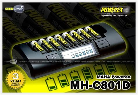Charger Maha Powerex Mh C801d Eight Cell 1 Hour Aa Aaa Charger maha powerex mh c801d battery charger seedcamera