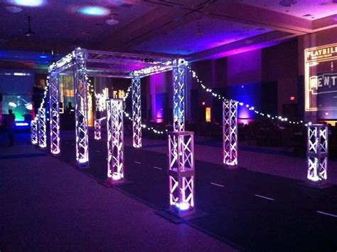 new themes for events nyc prom theme over the top prom decor new york new