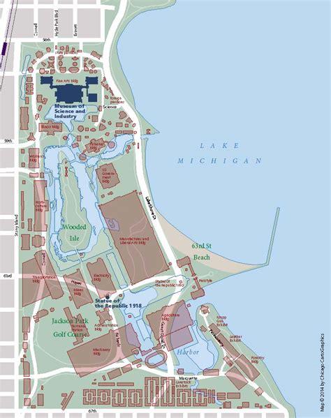 chicago worlds fair map chicago in maps