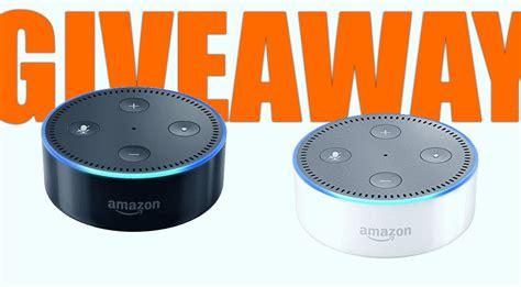Amazon Echo Giveaway - giveaway sucht euch einen amazon echo dot aus mobilectrl
