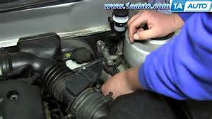 2001 Hyundai Elantra Clutch Replacement How To Install Replace Clutch Master Cylinder 2001 06