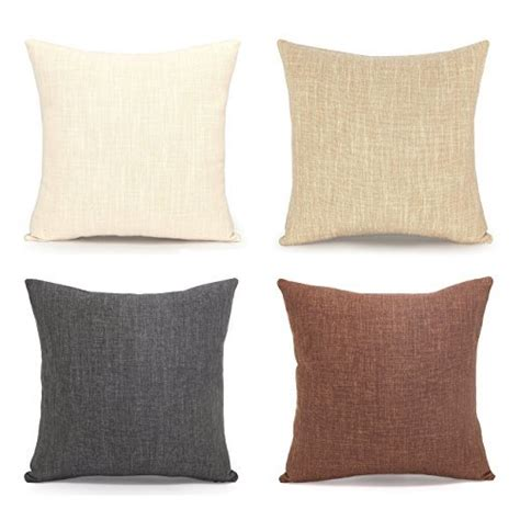 couch pillows extra large couch pillows amazon com