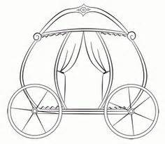 Outline Of A Carriage by 1000 Images About Coloring Pages On Clip Coloring Pages And Bird Clipart