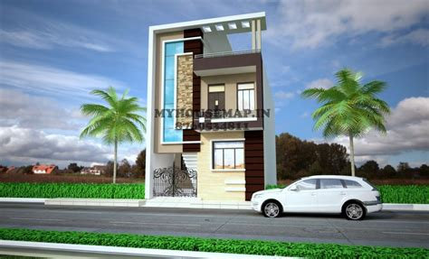 3d home design 20 50 home house map elevation exterior 3d front elevation
