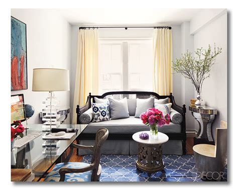 elle decor home office a room i love a fantastic office guest room