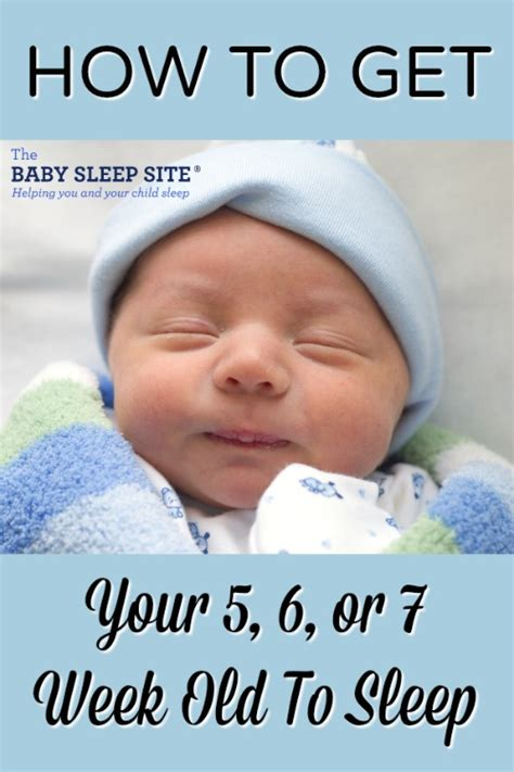 How To Get My Baby To Sleep In His Crib How To Get My 5 6 Or 7 Week To Sleep The Baby Sleep Site Baby Toddler Sleep Consultants