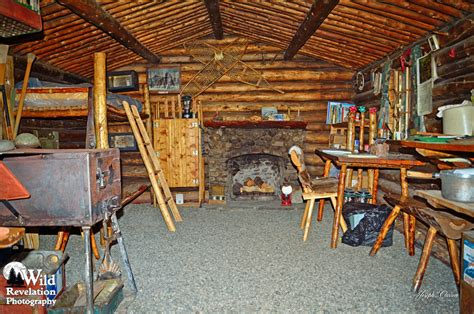 Richard Proenneke Cabin by The Cozy Interior Of The Proenneke Cabin Lakes