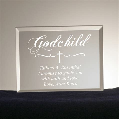 Confirmation Letter To Godchild Gifts For Religious Occasions Memorable Gifts