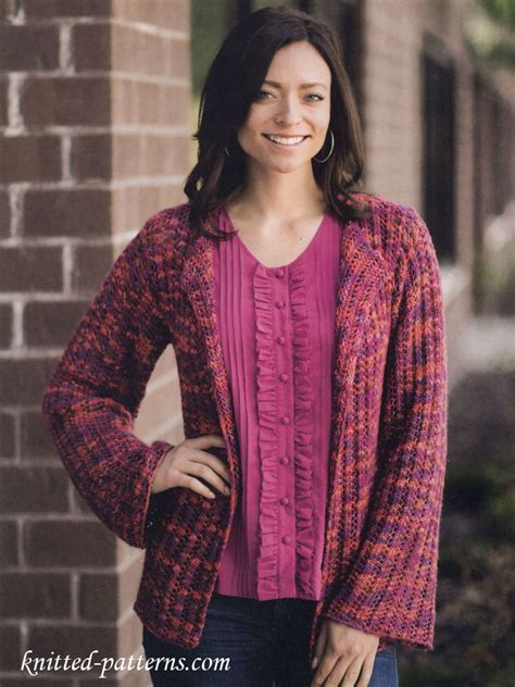 free knitting patterns for s cardigans s cardigans knitting patterns