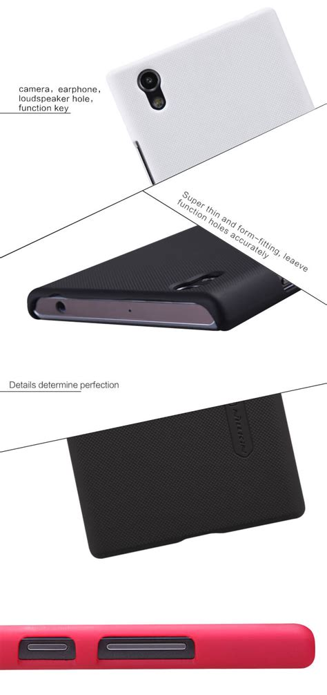 Lenovo P70 Nillkin Screen Guard Protector Tempe Berkualitas nillkin frosted shield matte cover for lenovo