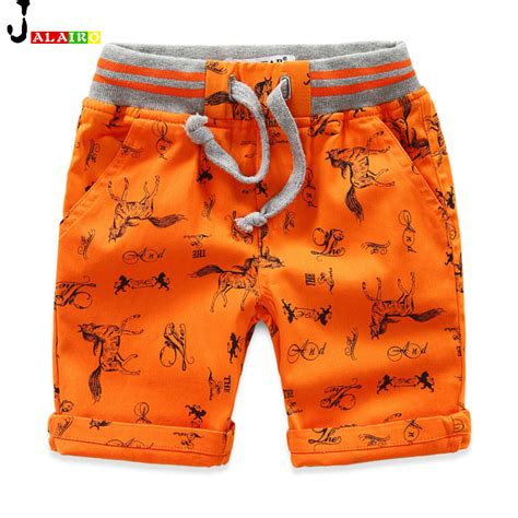 Summer Shorts by Children Trousers For Boys Cotton Boys Summer Shorts
