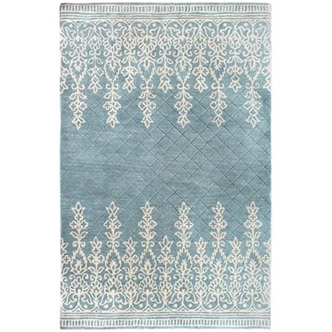 Pier One Area Rugs Kushi Border Rugs Blue Pier 1 Matches The Wallpaper I Want For Living Room Http Www Pier1