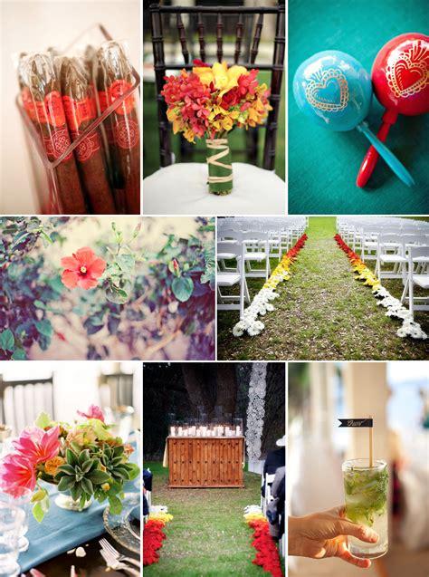 havana hair theme wedding theme inspiration vibrant havana nights onewed com
