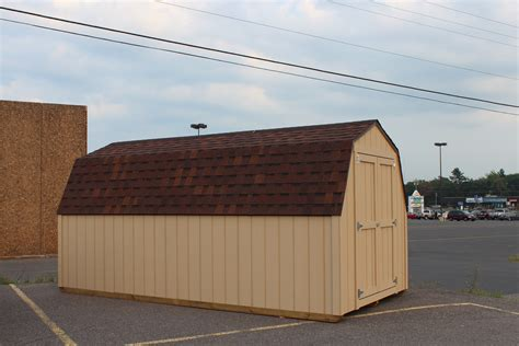 Kong Shed by Premium 8 X16 Gambrel Storage Shed With A Great Price
