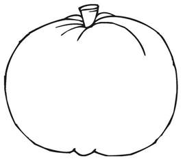 printable pumpkin coloring pages coloring