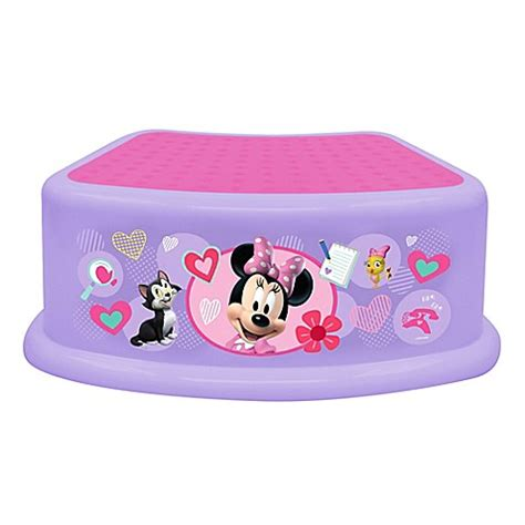 Baby Bath Helpers buy disney 174 minnie happy helpers step stool from bed bath