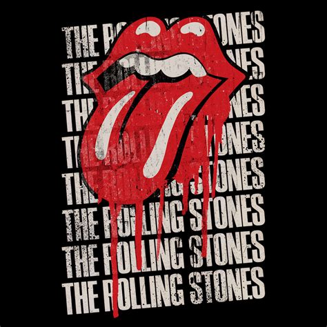 rolling stones 100 immortals and the rock and roll hall bravado dripping tongue the rolling stones 100 cotton