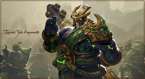 Dota 2 Keychains Earth Spirit dota 2 earths spirit imperial jade armaments by yakonusuke on deviantart