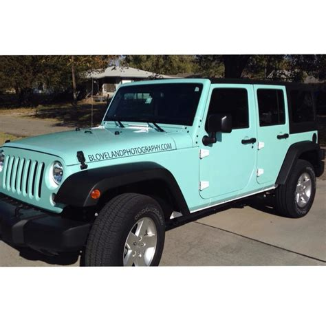 tiffany blue jeep accessories turquoise unique and girls on pinterest