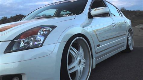 nissan altima 2002 custom bagged altima swift car club arizona custom paint