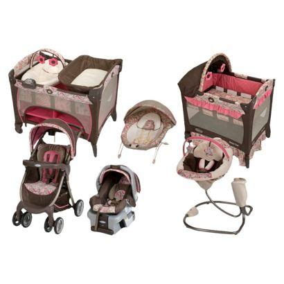 graco carseat swing graco jacqueline collection princess baby shower
