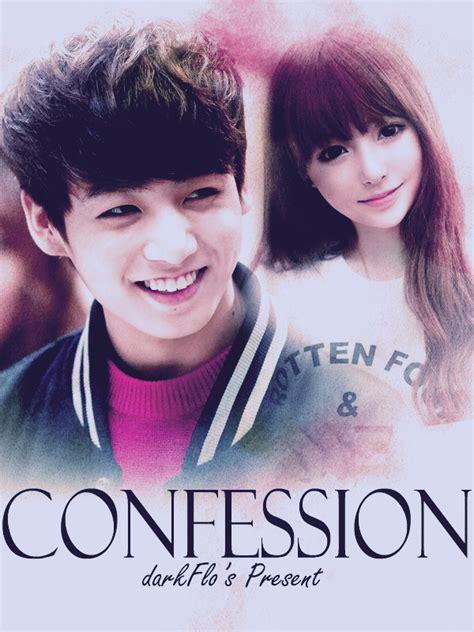 bts fanfiction confession