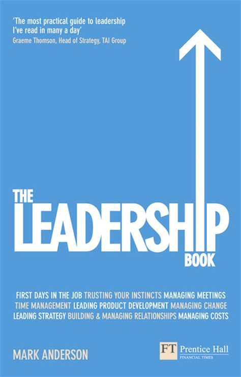 picture books about leadership pearson education the leadership book