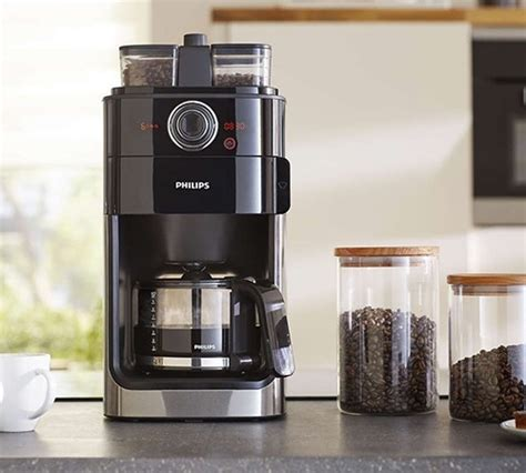 Machine A Cafe Philips Avec Broyeur 4100 by Cafeti 232 Re Filtre Avec Broyeur Philips Hd7766 00 Caf 233