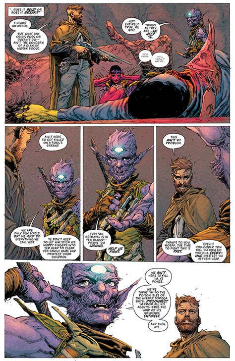 libro seven to eternity volume seven to eternity 3 releases image comics