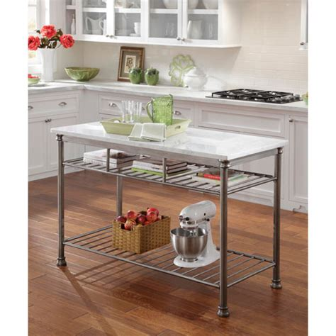 Portable Kitchen Island Target by Kitchen Islands Amp Carts Large Stainless Steel Portable