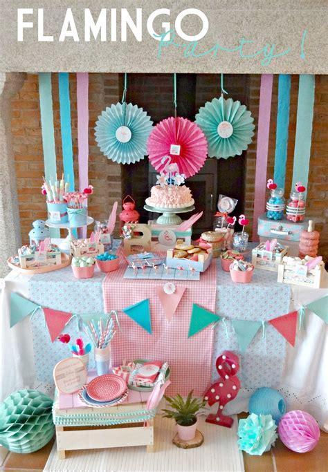 flamingo flamencos mesa de golosinas cumplea 241 os cumple y fiestas