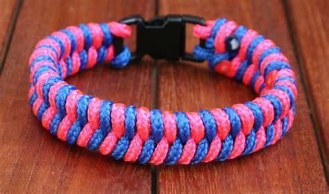 Braiding Cord Patterns - paracord bracelets nettynot craft