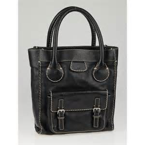 Edith Tote by Black Leather Large Edith Tote Bag Yoogi S Closet