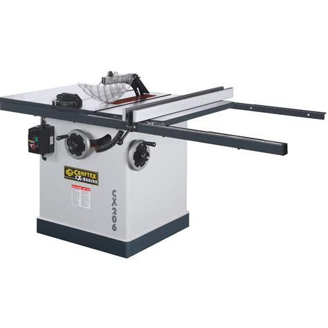 buy cabinet table saw 12in 3hp csa at busy bee tools