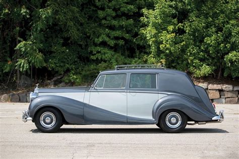 bentley wraith roof 1948 rolls royce silver wraith limousine by mulliner the