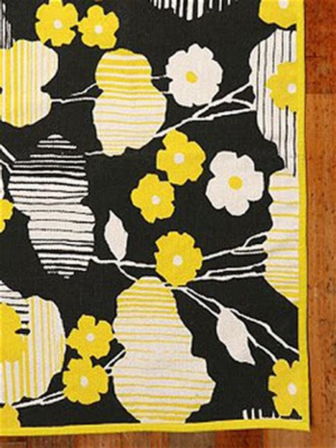 black and yellow rug black white yellow outfitters rugs