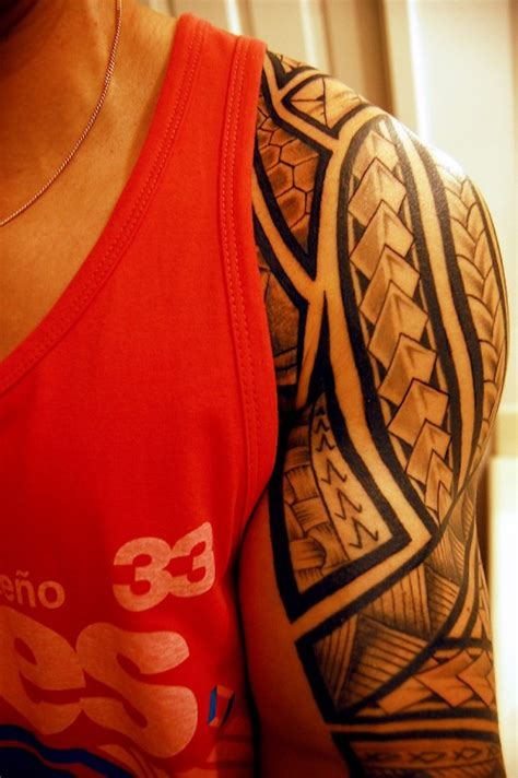 pacific tattoos designs 37 tribal arm tattoos that don t tattooblend