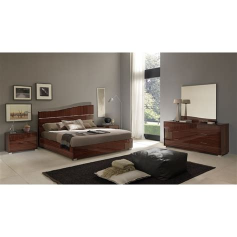 sma sogno modern bedroom set made in italy modern