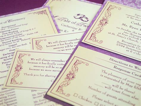 Where To Buy Wedding Invitations by How To Buy Wedding Invitations 12 Steps With Pictures