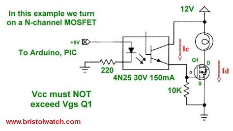 npn transistor driver circuit opto isolated transistor drivers microcontroller interfacing