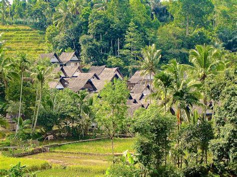 destinasi wisata kampung adat  jawa barat wego indonesia travel blog